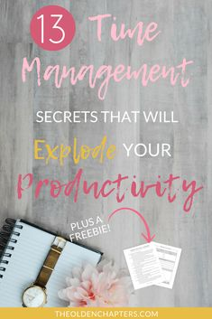 The top time management tips for stay at home moms, students in college, teens, and for work that are guaranteed to boost your productivity and help you stay focused. Master your daily schedules with these simple life hacks including a productive morning Planer Organisation, Organization Hacks, Organizing Ideas, Time Management Strategies, Time Management Skills, Life Hacks, How To Stop Procrastinating, College Hacks, College Mom