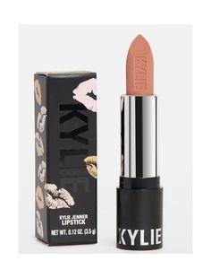 Kylie Cosmetics Matte Lipstick in Nova Matte Lipstick Brands, Kylie Lipstick, Lipstick For Fair Skin, Lipstick Designs, Lipstick Colors, Lip Colors, Matte Lipsticks, Green Lipstick, Nude Lipstick