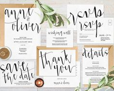 Coral and Mint Green Wedding Printables by DallinsPaperie on Etsy