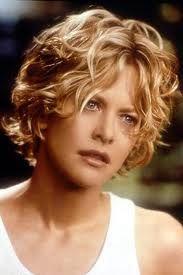 Meg Ryan short curls in CITY OF ANGELS.