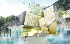 thermal baths of san pellegrino by dominique perrault architecture