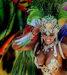 Samba - Carneval Rio