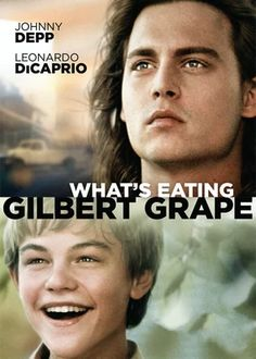 Whats Eating Gilbert Grape love this movie Leonardo Dicaprio did an amazing job in this movie, so did Johnny Depp one of the best movies Ive seen them in. See Movie, Movie List, Movie Tv, Hard Movie, Old Movies, Great Movies, Amazing Movies, Interesting Movies, Funny Movies