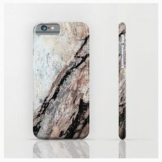 iPhone 6 Marble Phone Case 3D Electronics Cases Mobile by ArtBJC