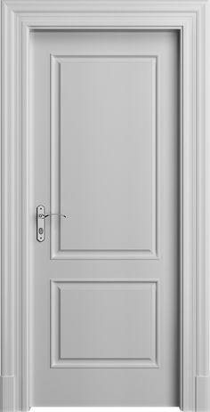 Miador beltéri ajtók – Díva 01 Interior Door Styles, Interior Door Knobs, Door Design Interior, White Wooden Doors, White Doors, Door Frame Molding, Wooden Main Door Design, External Doors, Cupboard Design