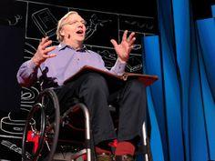 Fantastic TEDTalk by John Hockenberry: We are all designers #TEDTalks