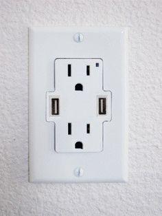 tomada USB