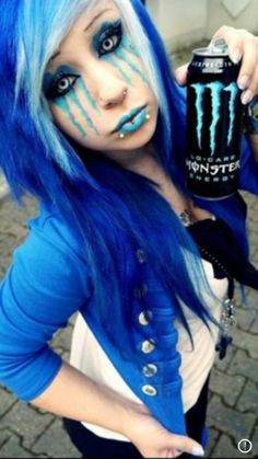 Cute Emo Girls, Goth Girls, Emo Pictures, Emo Pics, Nu Goth, Gothic Hairstyles, Cool Hairstyles, Dark Beauty, Gothic Beauty