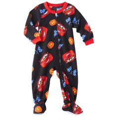Cars Infant Boys'  Lightening McQueen Footed Blanket Sleeper