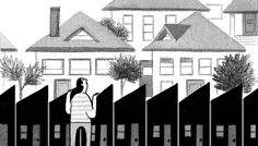 """By describing efforts to achieve integration as """"social engineering,"""" Dr. Ben Carson seemed to suggest that segregation was a natural element of civic life.  (Illustration: Eleanor Davis)"""