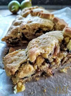 Italian Desserts, Easy Desserts, Sweet Recipes, Cake Recipes, Cherry Cookies, Nutella Cake, Cranberry Bread, Torte Cake, Strudel