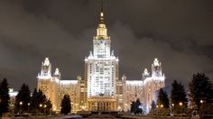 Lomonosov Moscow State University, previously known as Lomonosov University or MSU, is the oldest and largest university in Russia