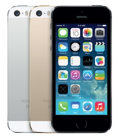 Apple iPhone 5s in white/gold I want this for my bday in December (time to call daddddddddyyyyyyyy) hahahaha