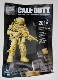 Call Of Duty Toys, Mega Blocks, Airsoft Gear, Lego Batman Movie, Buy Lego, Army Life, Lego Stuff, Custom Lego, Lego Ideas