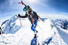 XX TROFEO MEZZALAMA agli alpini Eydallin, Boscacci, Lenzi!