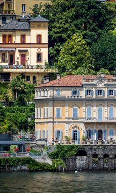 On Lake Como, Italy                                                                                                                                                      More