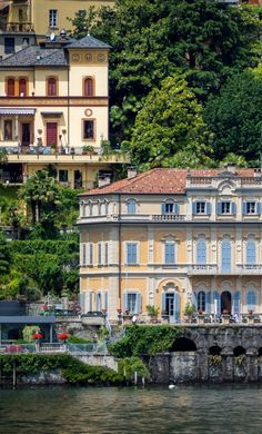 On Lake Como, Italy