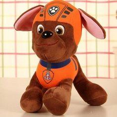 Canine Patrol Plush Puppy Toy