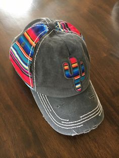 58bd370c9bf Extra Off Coupon So Cheap Cactus Serape Hat
