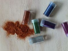 """#YouMightBeACrafterIf The words, """"I think there's enough glitter on that"""" have never crossed your lips. http://hg.tv/swqu"""