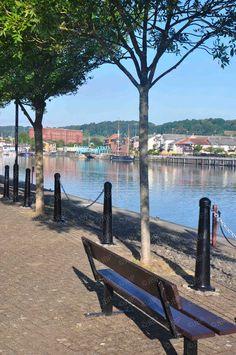 Bristol Harbourside, England