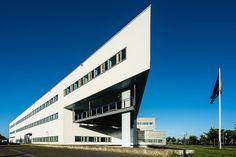 Politiebureau regio IJsselland, Deventer, Architect: BD architectuur (2004)