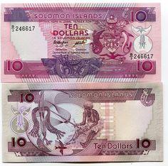 Clever Barbados 10 Dollars 2013 Unc P 75 Amerika Papiergeld Welt