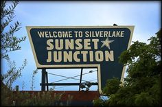 Sunset Junction, Silver Lake by Missy Broome