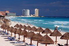 Cancun Riviera Maya beach - resorts photo