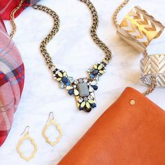 Resolve to accessorize! We've got 4 more quick #tips on the blog to make 2015 your most stylish year yet.