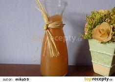"Jablkovo - zázvorový ""med"" recept - TopRecepty.cz Med, Glass Vase, Recipes, Home Decor, Pineapple, Decoration Home, Room Decor, Recipies, Ripped Recipes"