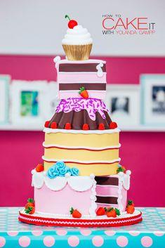 Yolanda's Recipes and Cakes! – HOW TO CAKE IT