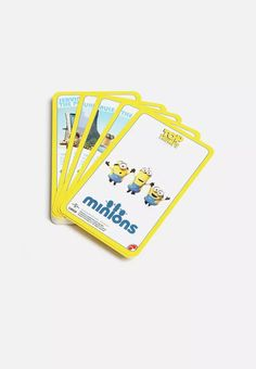 Top Trumps - Minions Minions Fans, Evil Geniuses, Top Trumps, Good And Evil, Big Kids, Your Cards, Games, Children, Gaming