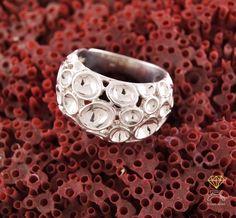 anillo porite ,plata 925,sterling silver
