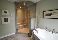 spa bathroom remodels | Master bath remodel… Zen spa style