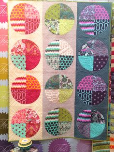 Quilt Market Fall 2013   by pink chalk studio