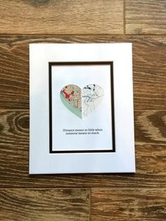 Gift For Long Distance - Gift for Girlfriend or Boyfriend- Personalized  Gifts - Gifts for Wives or Husbands