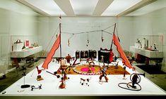 cirque de Calder : prototype même du modèle réduit