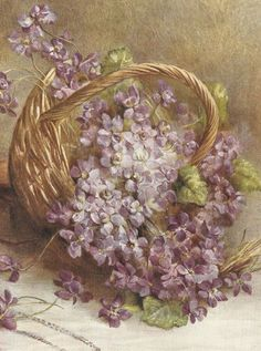 Maude Angell..Flower Pictures