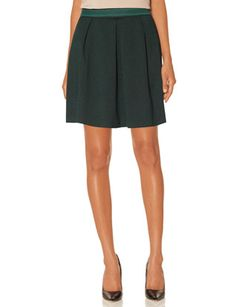 The Limited Pleated Skirt (no pleats in back)