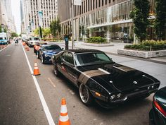 We get up-close with Dom's Plymouth GTX, Hobbs' MXT, Letty's Corvette and a sizable NYPD motorcade.