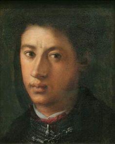 Alessandro de' Medici, 1535  Jacopo Pontormo