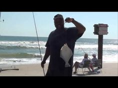SURF FISHING FOR FLOUNDERS OCT-NOV IS THE HOT TIMES - YouTube