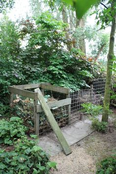 Make your own compost heap