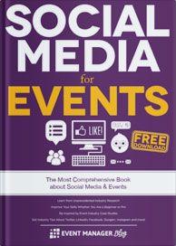Social Media for Events Ebook