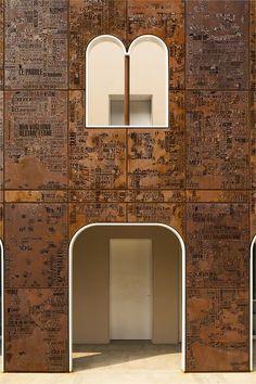 corten apartment | italy | by 3ndy studio