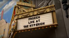 """""""Frozen – Live at the Hyperion,"""" a new musical based on Disney's blockbuster animated film, is set to open at the Hyperion Theater at Disney California Adventure park on May 27, 2016. Audiences will be immersed in the emotional journey of"""