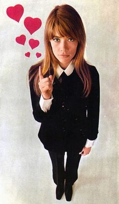 Heart Francoise Hardy.