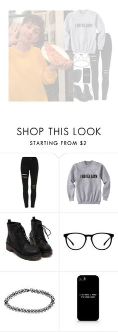 """""""•My youth My youth is yours Trippin' on skies, sippin' waterfalls•"""" by cupcake-muke ❤ liked on Polyvore featuring Boohoo, Laundromat, women's clothing, women's fashion, women, female, woman, misses and juniors"""