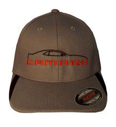 CAP-301:Camaro Script Embroidered Cap...$19.00 800-621-3467